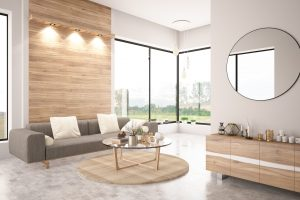 Bring the Warmth of Wood Inside This Spring with ChamClad