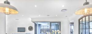 Les cinq meilleures façons de recouvrir un plafond texturé