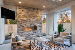Top 4 Ways to Add Stone to Your Home's Exterior